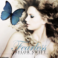 Taylor Swift - Fearless by other-covers