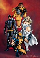 Astonishing X-Men by mcguinnessjohn