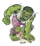 HULK MAD by ChrisFaccone