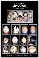 Avatar Easter Eggs by TheQuietWriter