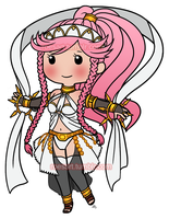 Chibi Olivia by roseannepage