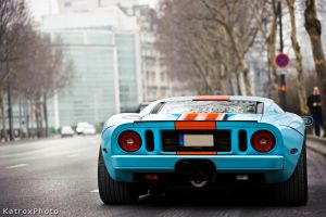 Ford GT Gulf by Shibbychibs