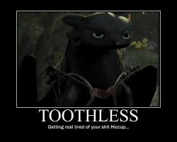 Toothless by lizzy-dark-rose
