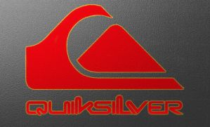 Quiksilver Gray Red by AlexSatriani