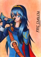 :BIRTHDAY GIFT: Lucina by Elythe