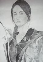 Katniss Everdeen by Helga369