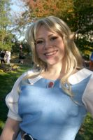 Maiden Zelda Closeup 2008 by lunaladyoflight