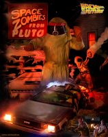 BTTF: Space Zombies from Pluto by jdesigns79