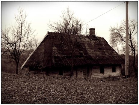 old house by Darlatan1
