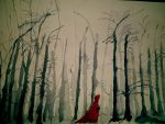 Red Riding Hood by pscottbrwn