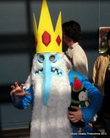Ice King by DeuceLoosely