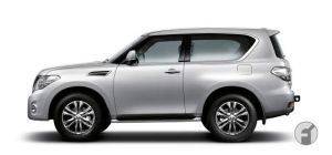nissan patrol by AASFF