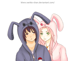 SasuSaku ? by Veriito-chan