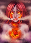 Burn out by Little-Miss-Boxie