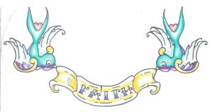 faith banner with swallows 2 by y0urm0m
