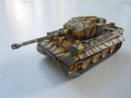 Tiger tank E by warrior1944