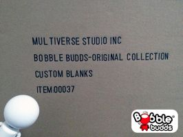 Blank Bobble Budds are ready to be customized! by BobbleBudds