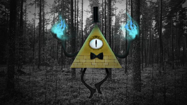 Realistic Bill Cypher by CrazyColorBurst