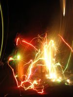 Fireworks Stock by LibertineM