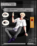 *UPDATED* DAMMED - Sibbi by Golly-chan