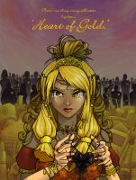 Heart of Gold. by Kinky-chichi