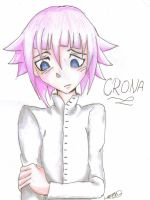 CRONA :3 by LaurenLuvsAnime