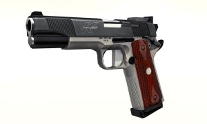 Smith Wesson Champion 1911 by Wallcrawler62