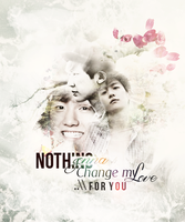 [Graph] nothing gonna change...Chanbaeklove by kayleetihun