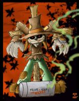 Wicket the Scarecrow color pic by Chadfuller