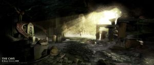 The Cave by AntikerSG-P