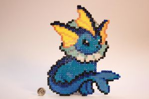 Pokemon Blue by KokanutPerlers