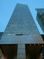 Looking Up: Citigroup Center by towerpower123