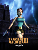 Turning Point WEB - TR3 Gold Unofficial Poster by FearEffectInferno
