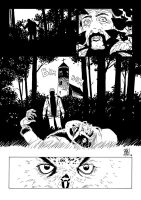 House of Mourning #8 - Page 40 by GiP7