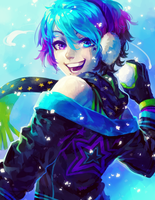 ::Commission:: Snow Comm // beruruSTAR by Jotaku