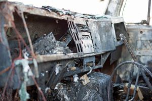 Burnt truck 10 by asaph70