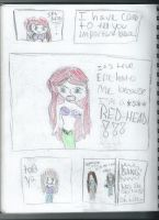 Ariel Against Red-Heads~Part 2 by Puglover24