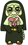 Mother Superior Valentine by Yamino