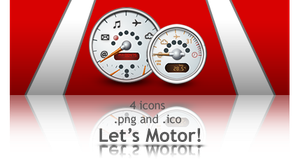 Mini Cooper Dashboard by SeanFletcher