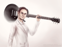 Paul Landers for Gibson by Eisenrose