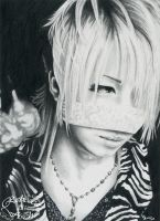 Reita of Gazette by MysticSaige