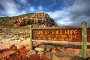Cape of Good Hope II - HDR by somadjinn