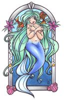 Pisces by BlueUndine