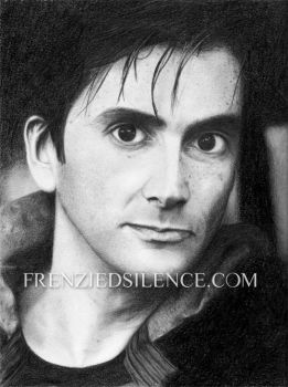 David Tennant - Intensity by frenziedsilence