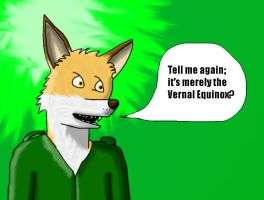 Vernal Equinox by Captain-Nintendork