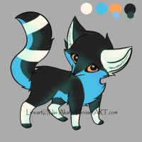 Fox Auction -CLOSED- by purelyadoptable