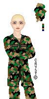 Army Jesse by isoldel