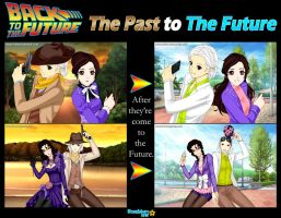 Emmett x Clara: The Past to The Future by Porn1315