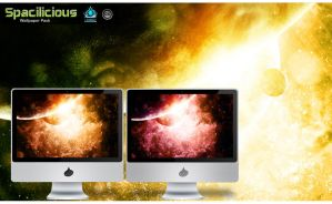 Spacilicious Wallpaper Pack by 878952