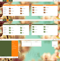 Veg Theme for Windows 8/8.1 by Cleodesktop